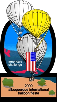 Logo America's Challenge 2009