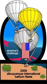 Logo America's Challenge 2009