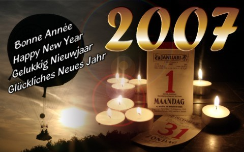 Best wishes for 2007