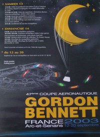 Affiche GB 2003