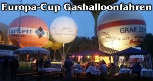 2° Europa-Cup Gasballonvaren & 10° Gasballon - Landesmeisterschaft des DAeC LV NRW