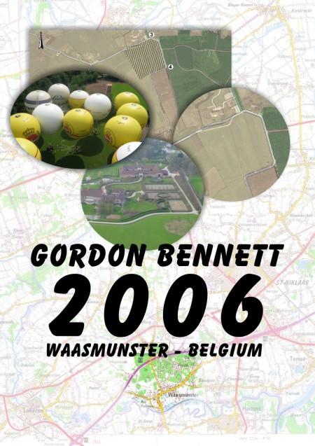 Gordon Bennett 2006