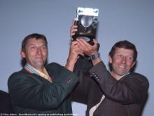 Winning team 2001, 2002, 2003