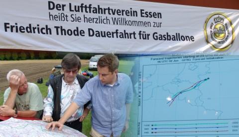 Friedrich Thode Track