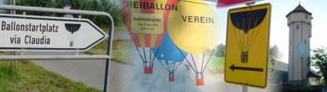 Gersthofen - Gasballonwettfahrt